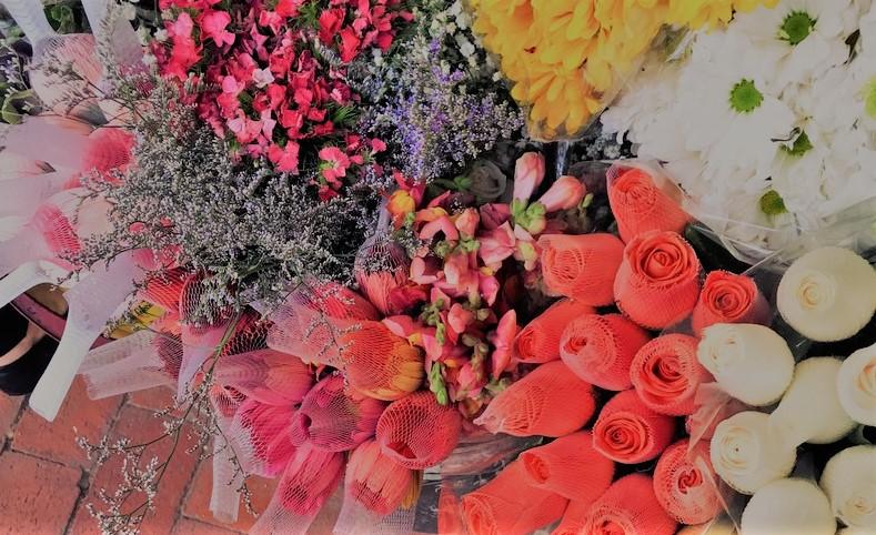 e bom flores para o dia das maes