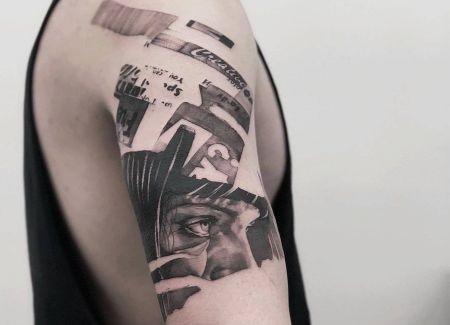 fazer tattoo no braco