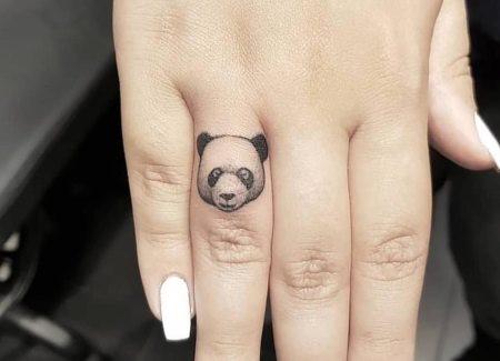 tatuar os dedos das maos